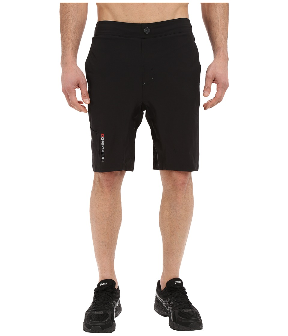 Louis Garneau Range Shorts (Black) Men