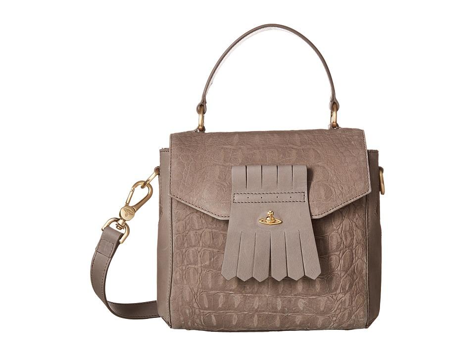 Vivienne Westwood - Amazonia (Grey) Satchel Handbags