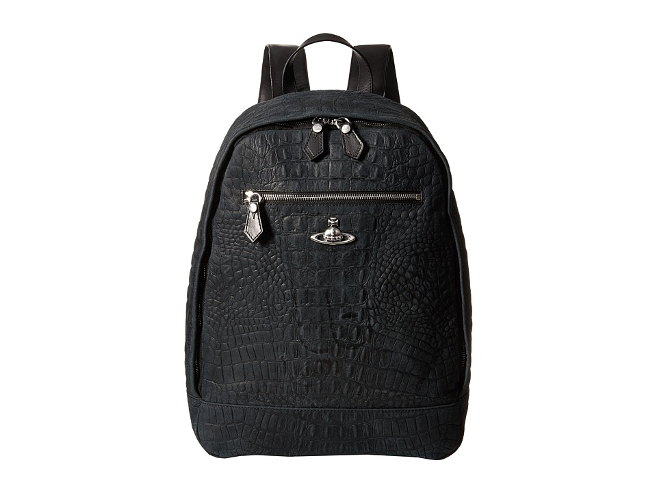 Vivienne Westwood - Amazon Man (Black) Backpack Bags