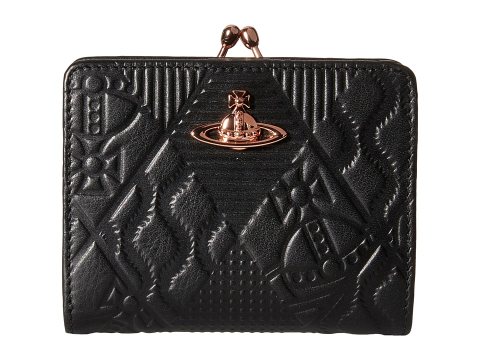 Vivienne Westwood - Hogarth (Black) Clutch Handbags
