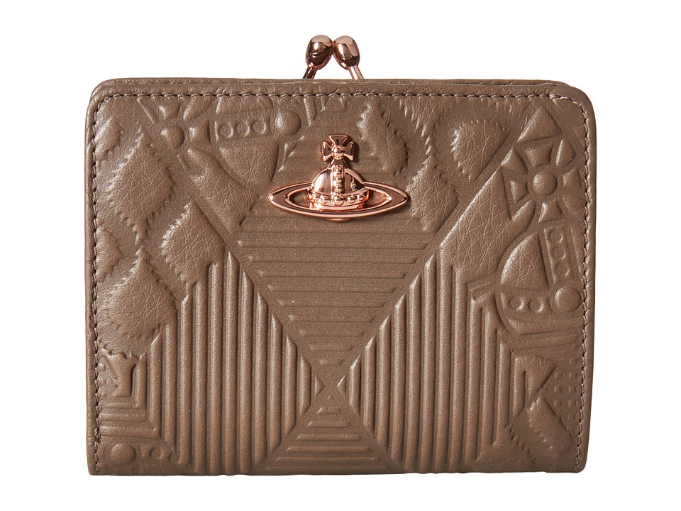 Vivienne Westwood - Hogarth (Grey) Clutch Handbags