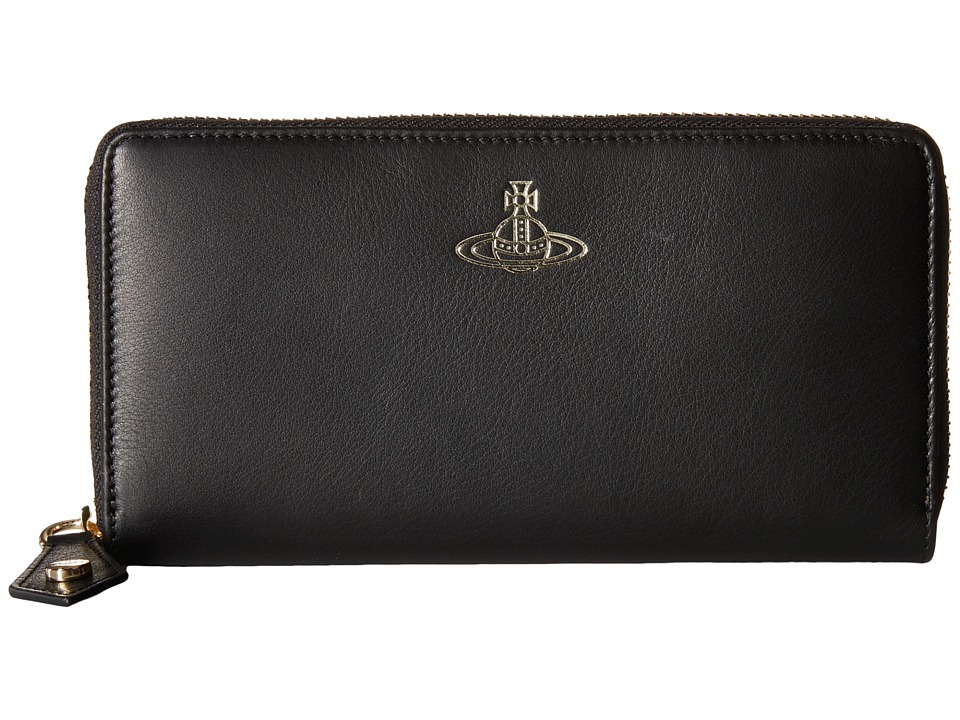 Vivienne Westwood - Spencer (Black) Clutch Handbags