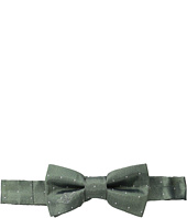 Cufflinks Inc. - Star Wars™ Embroidered Yoda Micro Dot Silk Bow Tie (Toddler/Little Kid/Big Kid)