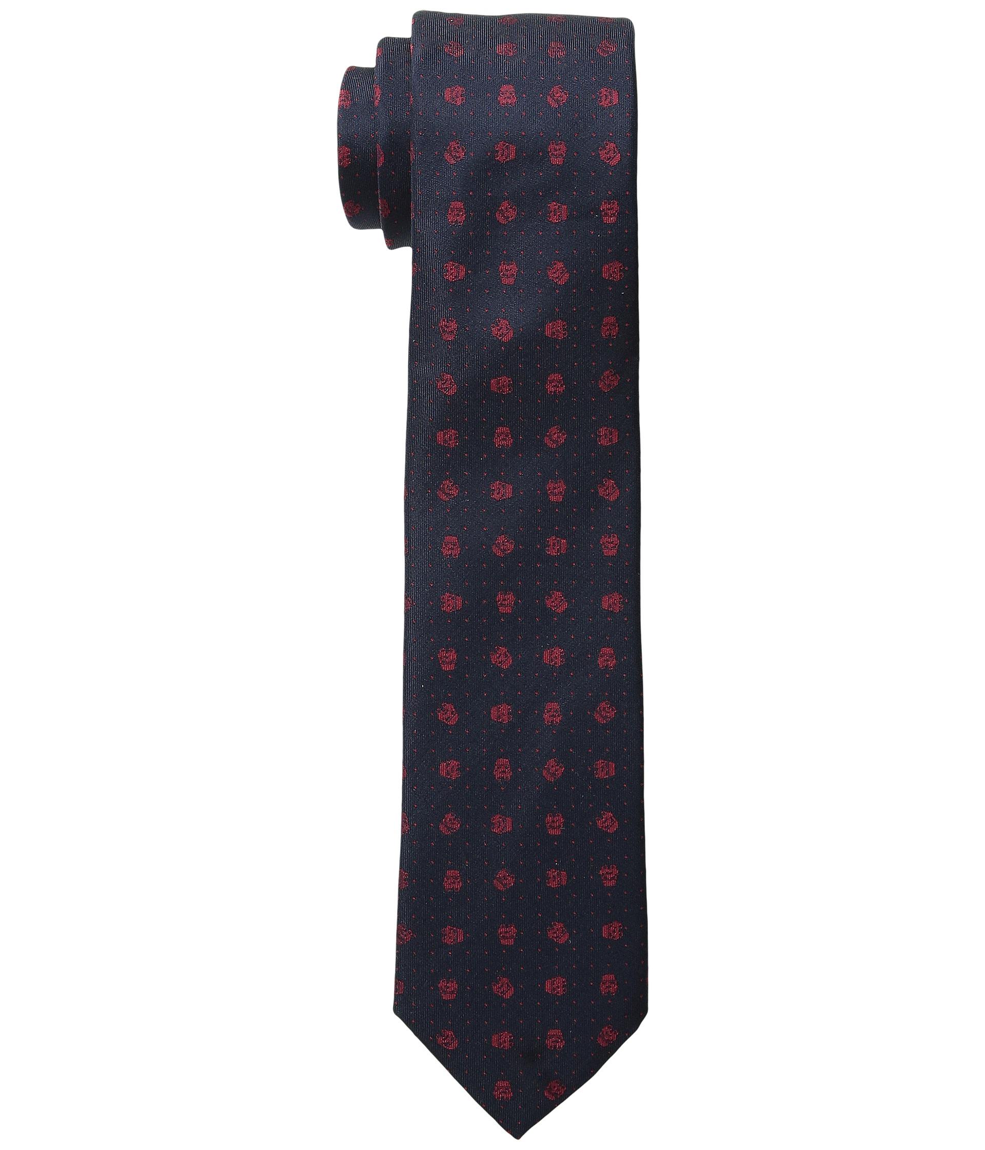 cufflinks inc wars trooper micro dot silk tie