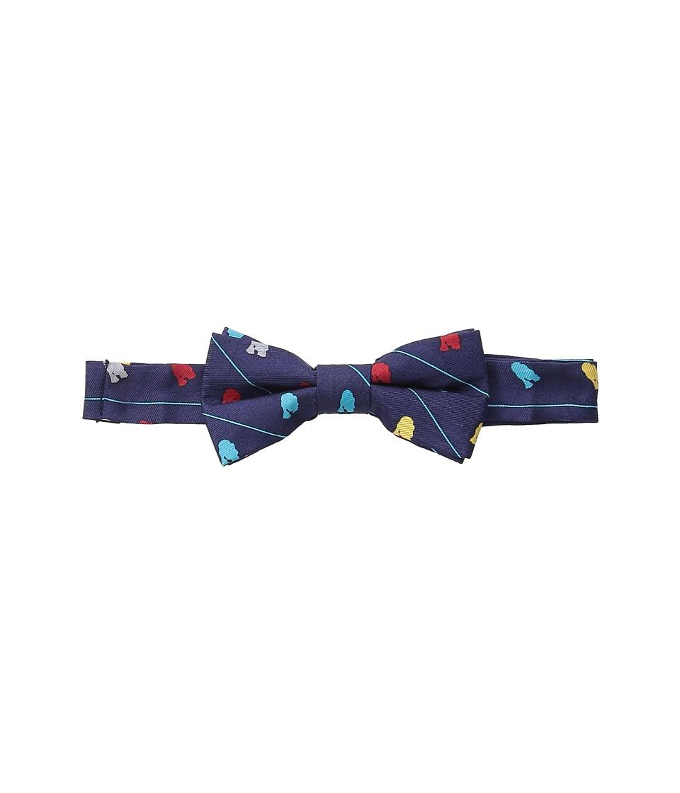 Cufflinks Inc. - Star Warstm R2D2 Striped Silk Bow Tie