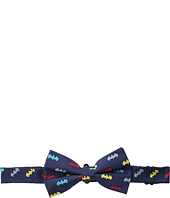 Cufflinks Inc. - Classic Batman Multicolor Silk Bow Tie (Toddler/Little Kid/Big Kid)