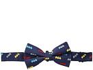 Cufflinks Inc. - Classic Batman Multicolor Silk Bow Tie (Toddler/Little Kid/Big Kid)