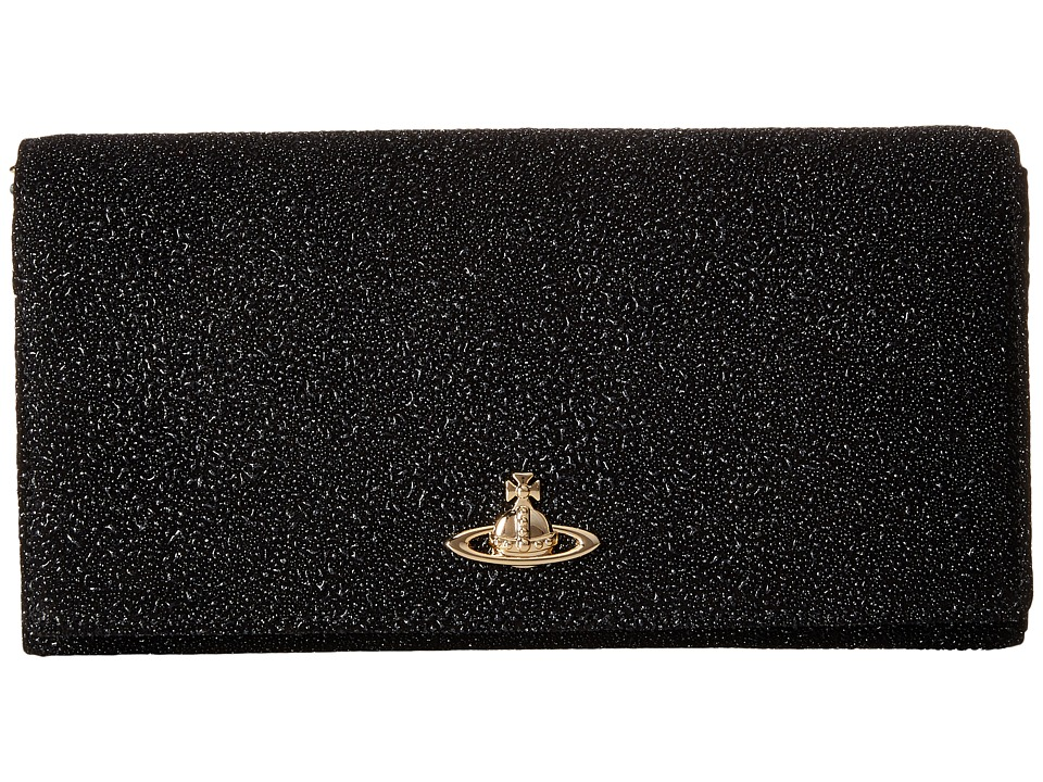 Vivienne Westwood - Angel (Black) Clutch Handbags