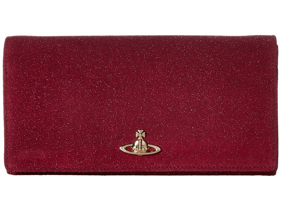 Vivienne Westwood - Angel (Purple) Clutch Handbags