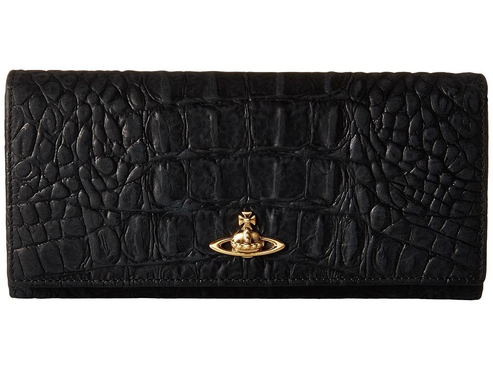 Vivienne Westwood - Amazonia (Black) Wallet Handbags