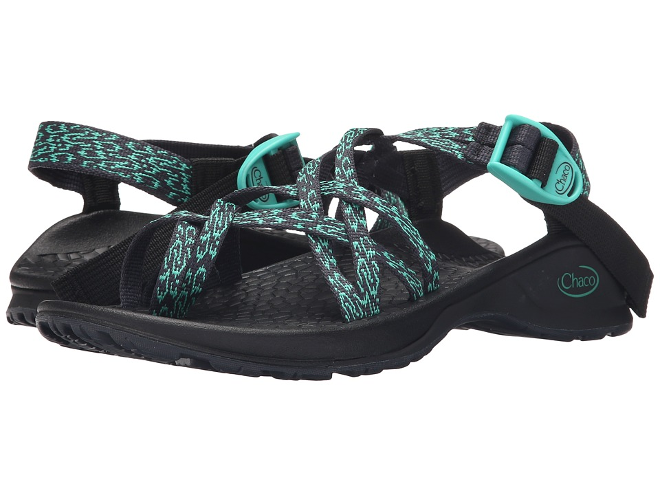 Chaco Updraft EcoTread X2 Northern Lights Womens Sandals