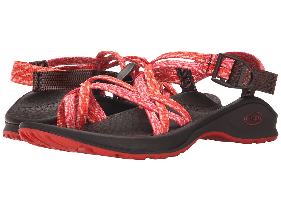 Chaco Updraft EcoTread X2 Dutch Camelia Womens Sandals