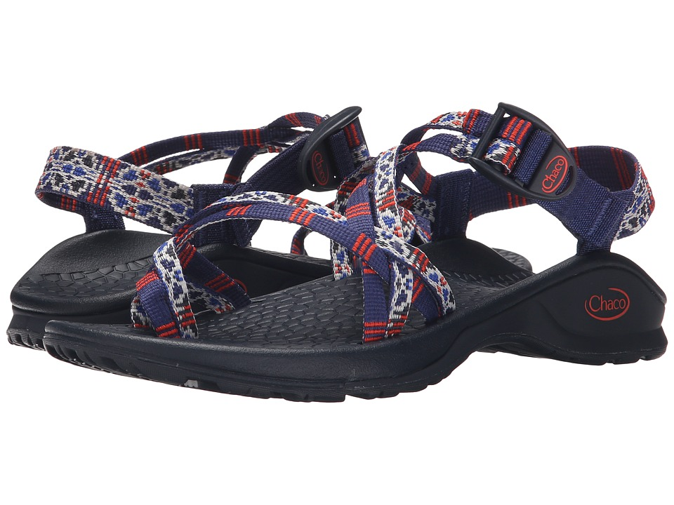 Chaco Updraft EcoTread X2 Florentine Red Womens Sandals