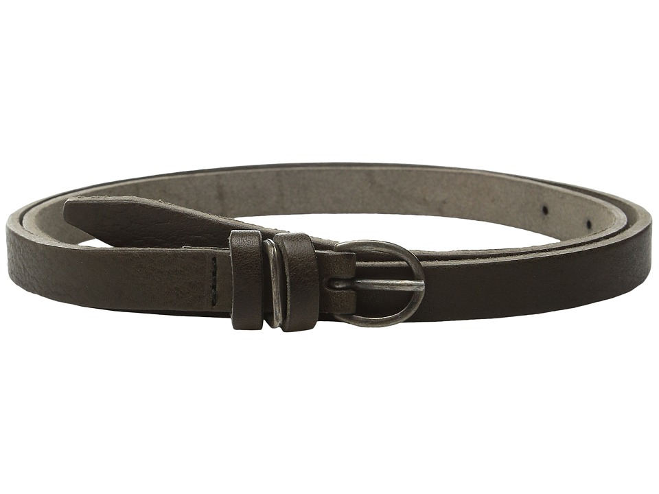 COWBOYSBELT 159044 Antracite Womens Belts