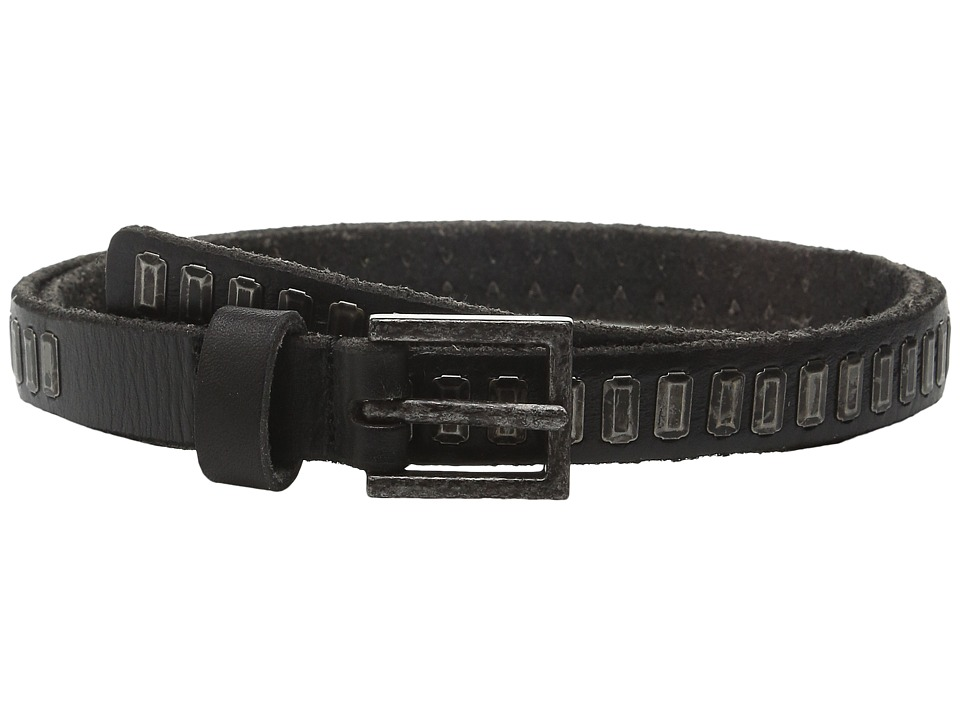 COWBOYSBELT 209105 Black Womens Belts