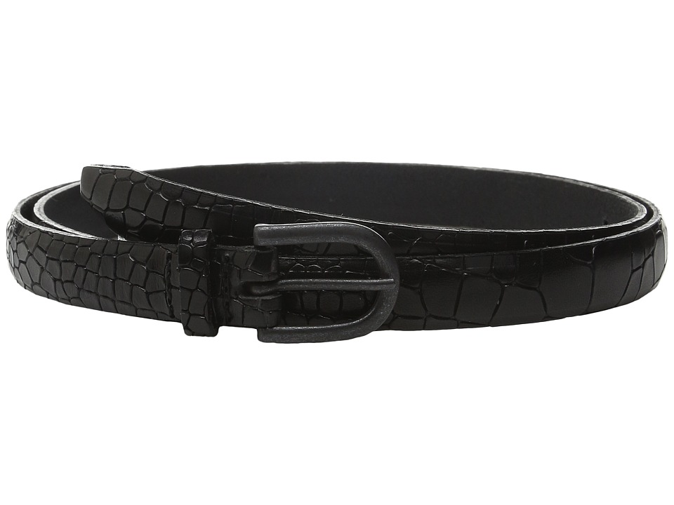 COWBOYSBELT 209116 Black Womens Belts