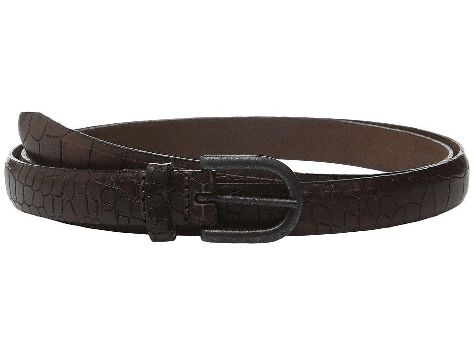 COWBOYSBELT 209116 Brown Womens Belts