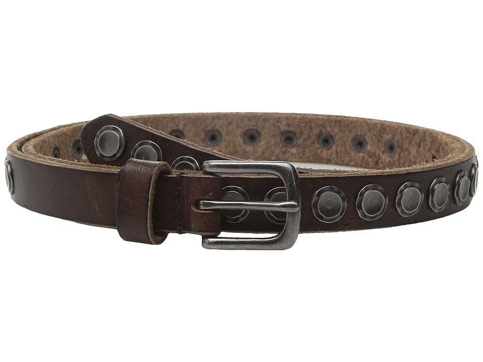 COWBOYSBELT 209108 Brown Womens Belts