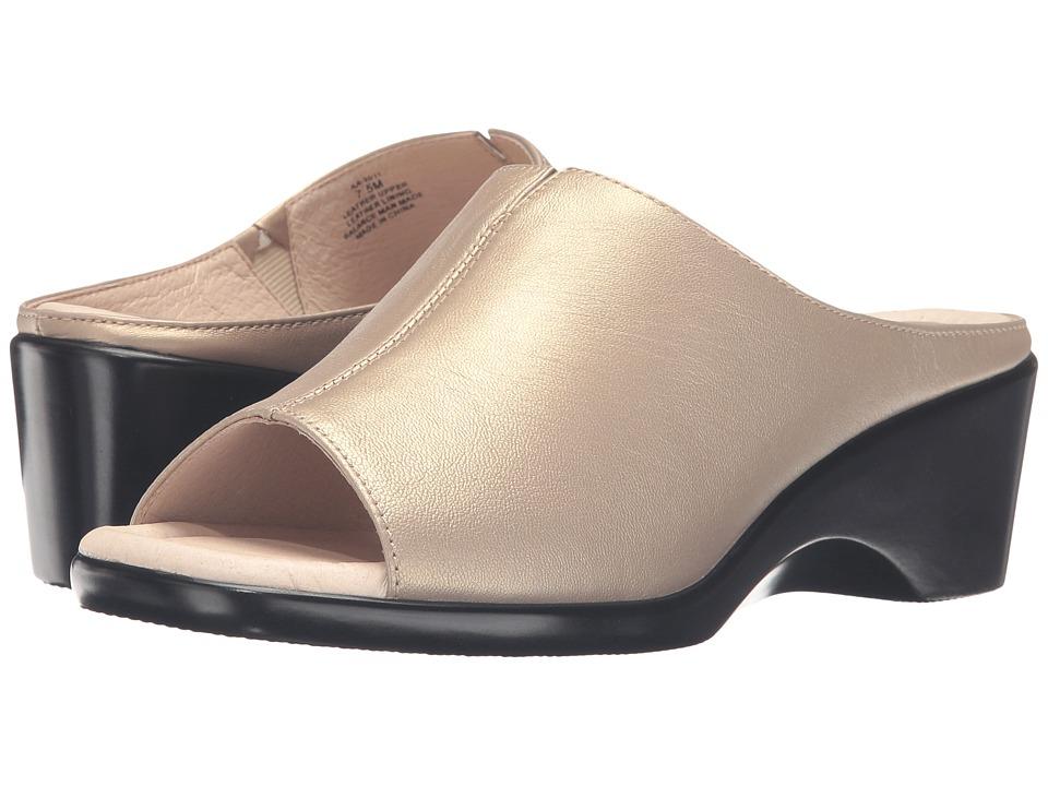 David Tate Gloria (Platinum) Sandals