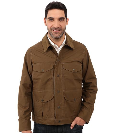 Filson Lightweight Dry Journeyman Jacket - Marsh Olive