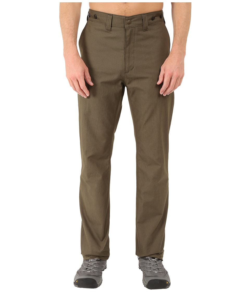 Filson Dry Shelter Cloth Pants Otter Green Mens Casual Pants