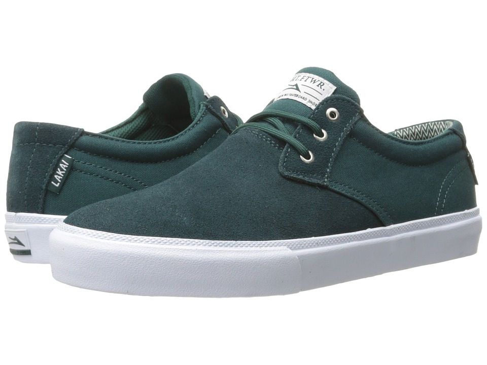 Lakai MJ Pine Suede Mens Skate Shoes