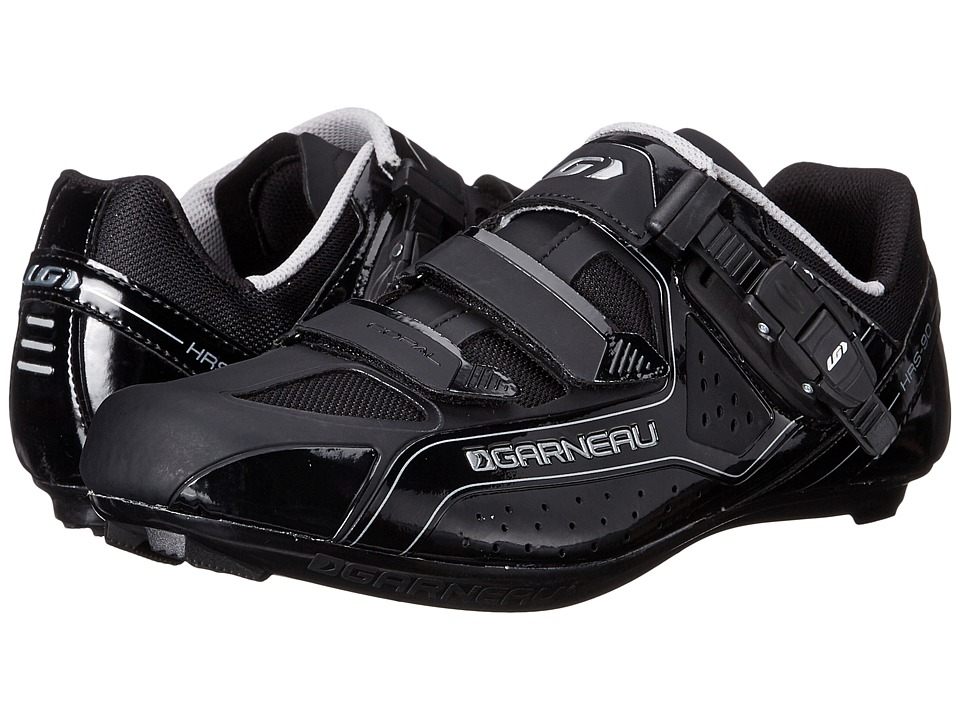 Louis Garneau Copal Black Mens Cycling Shoes