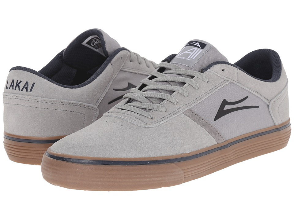 Lakai Vincent 2 High Rise Suede Mens Skate Shoes