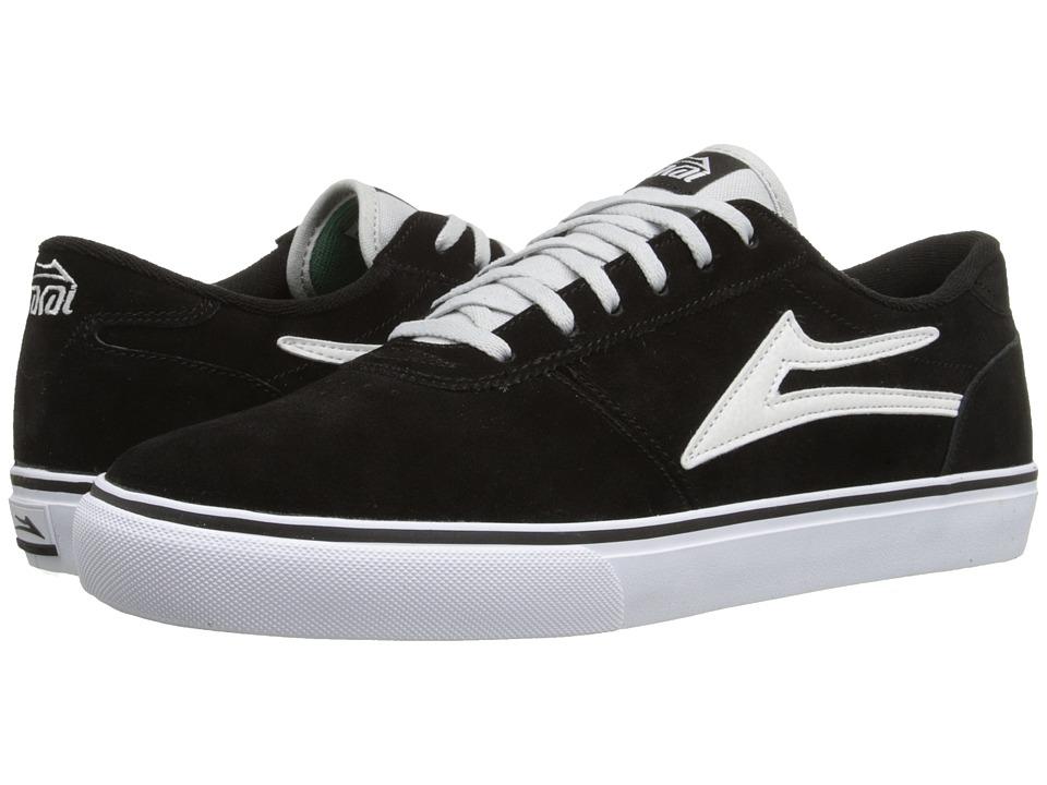 Lakai Manchester Black Suede Mens Shoes