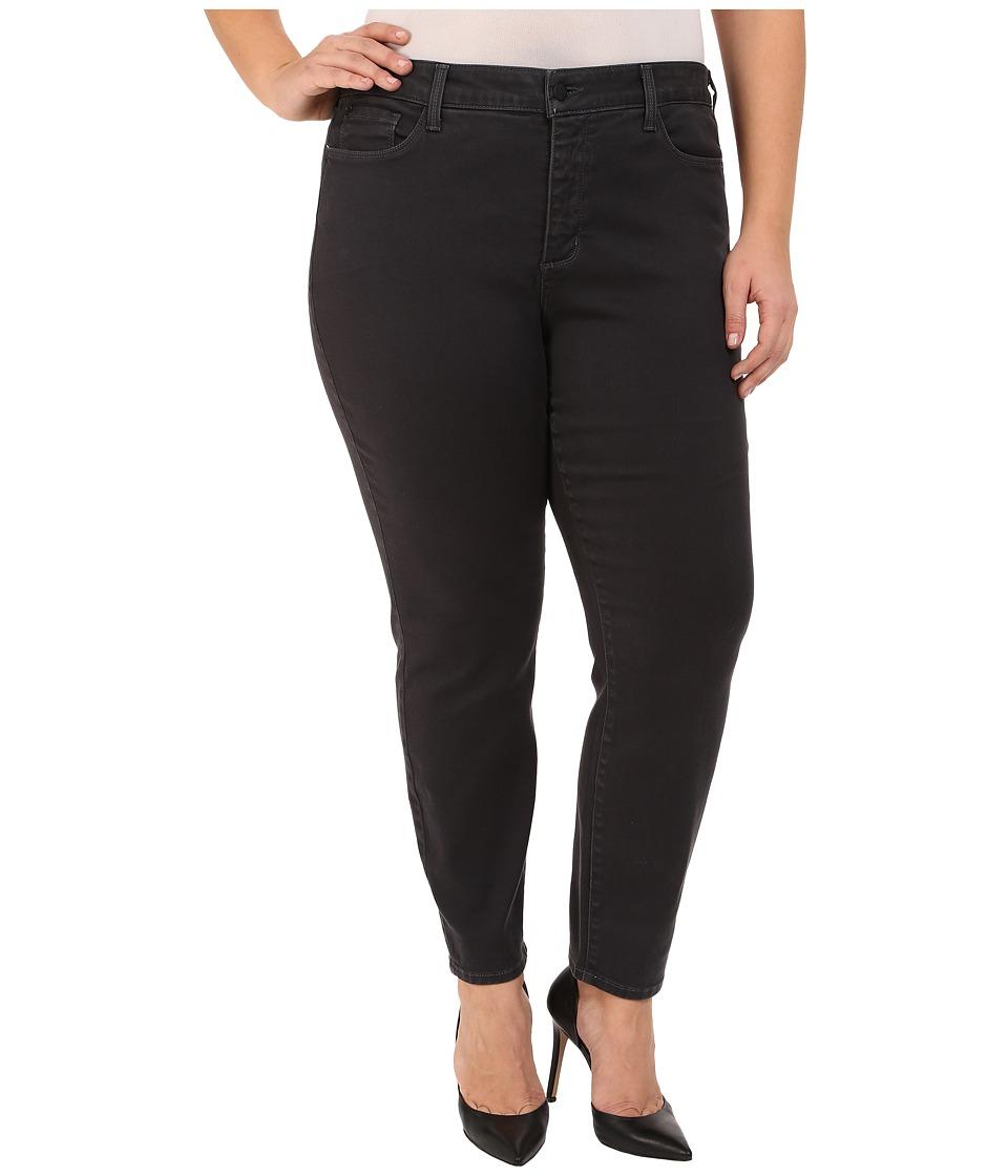 NYDJ Plus Size Plus Size Alina Leggings Eclipse Womens Casual Pants
