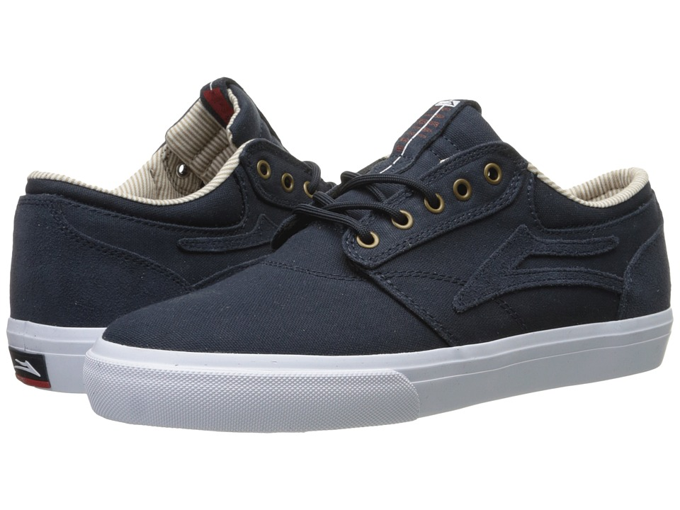 Lakai Griffin Midnight Canvas Mens Skate Shoes