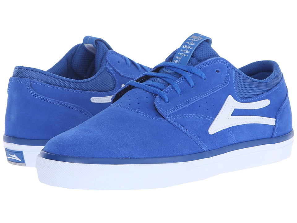 Lakai Griffin Royal Suede 1 Mens Skate Shoes