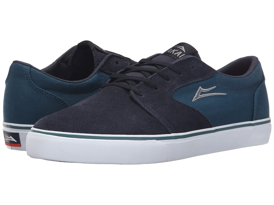 Lakai Fura Navy Suede Mens Skate Shoes