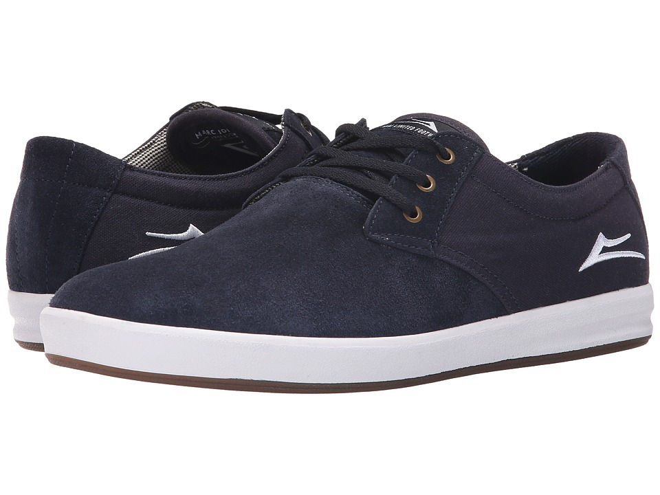 Lakai MJ XLK Navy Suede Mens Skate Shoes