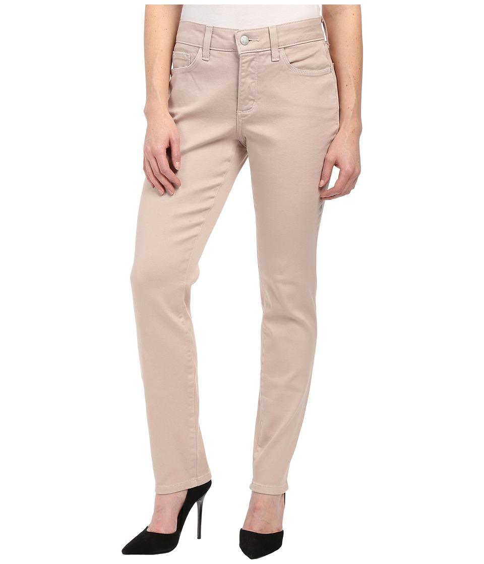 NYDJ Petite Petite Alina Leggings in Tan Memoir Tan Memoir Womens Jeans
