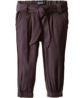Lucky Brand Kids - Tie Front Trousers (Toddler)