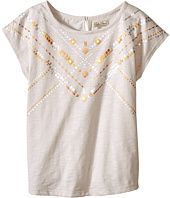 Lucky Brand Kids - Nicole Metallic Dot Top (Big Kids)
