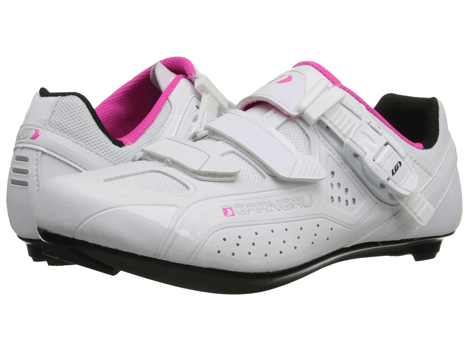 Louis Garneau Cristal White Womens Cycling Shoes