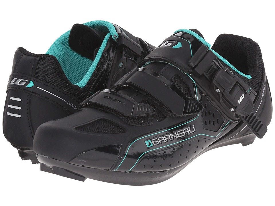 Louis Garneau Cristal Black Womens Cycling Shoes