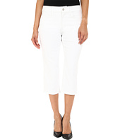 NYDJ Petite - Petite Ariel Crop in Optic White