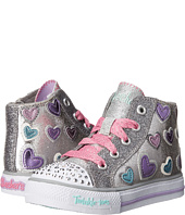 SKECHERS KIDS - Twinkle Toes - Shuffles Starlet Pose 10583N Lights (Toddler)