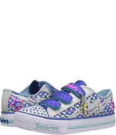 SKECHERS KIDS - Shuffles 10599L Lights (Little Kid/Big Kid)