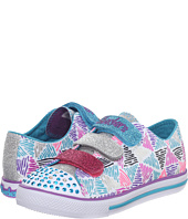 SKECHERS KIDS - Chit Chat 10595L Lights (Little Kid/Big Kid)