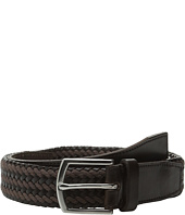 Cole Haan - 32mm Braided Belt with Harness Buckle