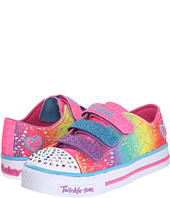 SKECHERS KIDS - Twinkle Toes - Shuffles 10612L Lights (Little Kid/Big Kid)