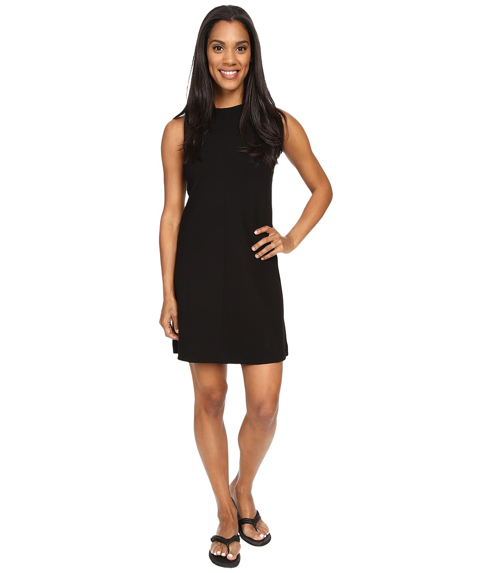 FIG Clothing - Lin Dress (Black) Womens Dress