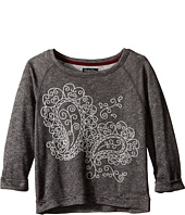 Lucky Brand Kids - Long Sleeve Paisley Sweatshirt (Big Kids)