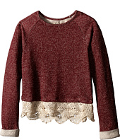 Lucky Brand Kids - Nisha Popover (Big Kids)