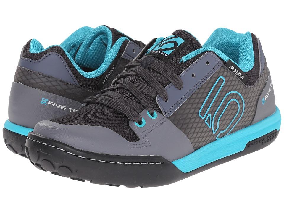Five Ten Freerider Contact (Shock Green/Onix) Women's Shoes