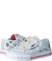 SKECHERS KIDS - Twinkle Toes - Shuffles 10614N Lights (Toddler/Little Kid)